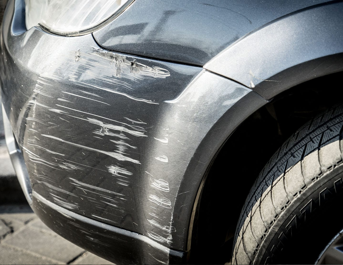 Bumper Repairs Essex - Paintwork Repair