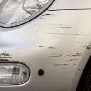 Bumper Scuff Repairs Essex