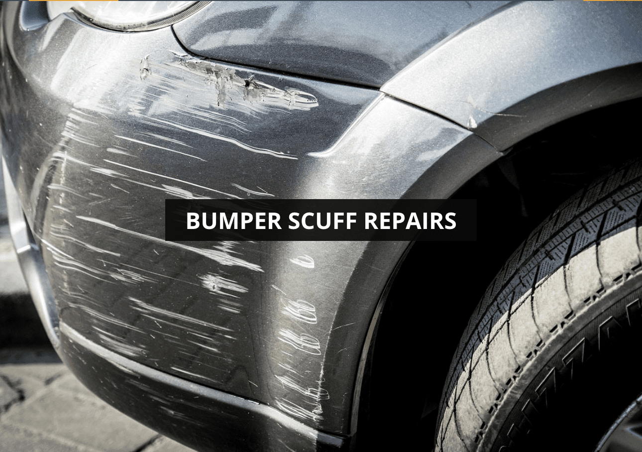 Bumper Scuff Repair Essex