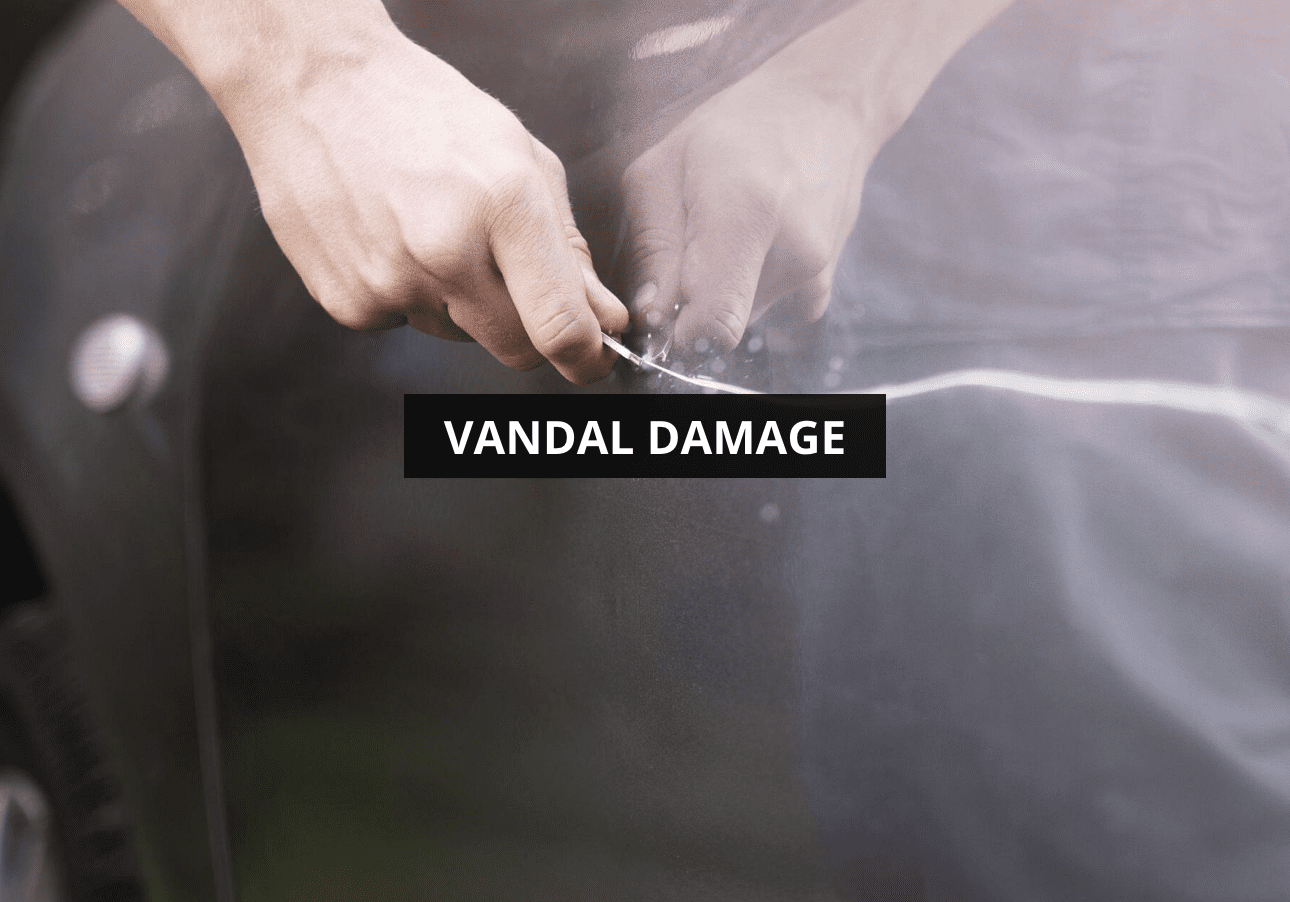 Vandal Damage Repair Essex