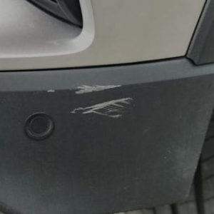 Textured Bumper Repair Essex